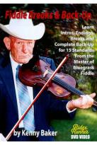 Kenny Baker: Fiddle Breaks & Back-Up