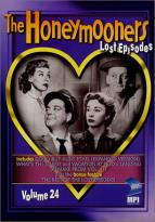 Honeymooners - The Lost Episodes: Volume 24