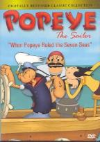 Popeye the Sailor - When Popeye Ruled the Seven Seas