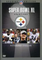 NFL Super Bowl XL Champions - Pittsburgh Steelers