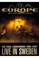 Europe - The Final Countdown World Tour