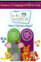 Baby Einstein - Numbers & Language