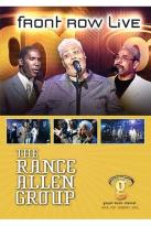 Rance Allen Group - Front Row