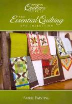 Quilting:Fabric Painting