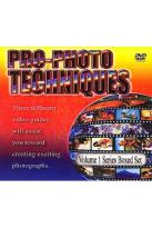 Pro Photo Techniques - Vol. 1 Series