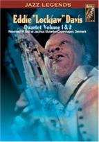 "Eddie ""Lockjaw"" Davis: Quartet Volume 1 & 2 - Live At The Jazzhaus"