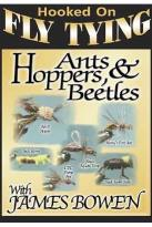 Ants, Hoppers & Beetles
