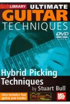 Lick Library: Ultimate Guitar Techniques - Hybrid Picking