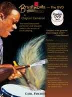 Clayton Cameron - Brushworks: The DVD