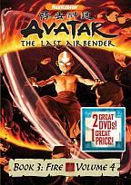 Avatar - The Last Airbender: Book 3 - Fire, Vols. 3 & 4