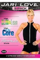 Jari Love - Get Ripped!/Get Ripped! Ripped to the Core/Get Ripped! Slim & Lean