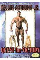 Melvin Anthony Jr: Quest for Victory Bodybuilding