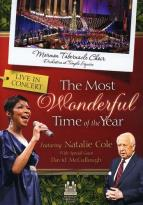 Mormon Tabernacle Choir/Natalie Cole/David McCullough: The Most Wonderful Time of the Year
