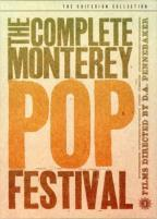 Complete Monterey Pop Festival