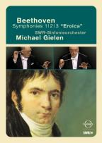 Beethoven - Symphonies 1, 2, 3 - &quot;Eroica&quot;