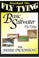 Basic Saltwater Fly Tying with Jamie Dickinson