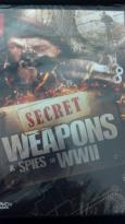 Secret Weapons & Spies of WW II