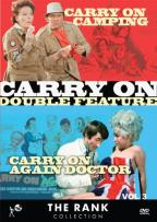 Rank Collection: Carry On Double Feature - Carry On Camping/Carry On Again Doctor