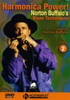 Harmonica Power! Vol 2.: Norton Buffalo's Blues Techniques