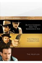 Butch Cassidy and the Sundance Kid/The French Connection/The Hustler