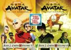 Avatar - The Last Airbender: Book 2 - Earth, Vols. 3 & 4