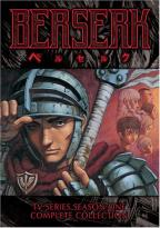 Berserk TV Series Season One