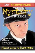 Mystery Classics Volume 10 - 4-Movie Pack