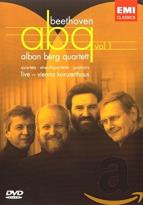 Beethoven: String Quartet Vol. 1