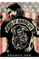Sons Of Anarchy - The Complete First Season