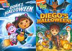 Dora and Diego Celebrate Halloween - 2 Pack DVD