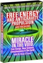 Free Energy & Antigravity Propulsion: Miracle in the Void