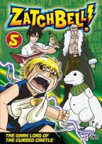 Zatch Bell! - Vol. 5: The Dark Lord Of The Cursed Castle