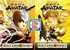 Avatar - The Last Airbender: Book 2 - Earth, Vols. 1 & 2