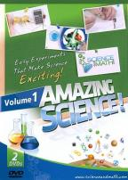 Amazing Science!, Vol. 1