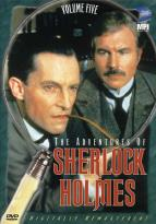 Adventures of Sherlock Holmes - Vol. 5