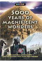 5,000 Years of Wonders and Splendors - Boxset