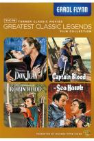 TCM Greatest Classic Legends Collection: Errol Flynn