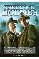 Adventures of Sherlock Holmes: 36 Episodes + 4 Feature Films
