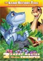 Land Before Time Chomper Double Feature