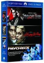 Sweeney Todd: The Demon Barber of Fleet Street/ Paycheck/ Sleepy Hollow