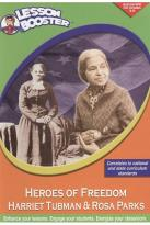 Heroes of Freedom: Stories of Harriet Tubman and Rosa Parks