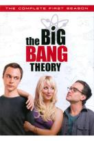 Big Bang Theory: Seasons 1-4