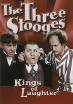Three Stooges - Kings of Laughter