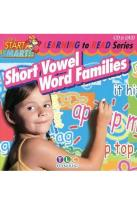 Let's Start Smart - Short Vowel Word Families