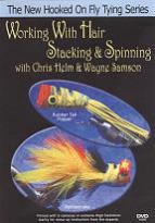 Working with Hair: Stacking & Spinning with Chris Helm & Wayne Samson
