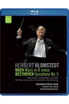 Herbert Blomstedt: Bach Mass in B Minor, Beethoven Sympony No. 5