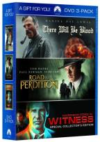 There Will Be Blood/ Road To Perdition/ Witness