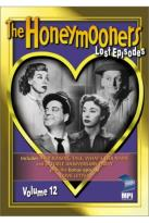 Honeymooners - The Lost Episodes: Vol. 12