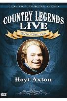 Country Legends Live Hoyt Axton