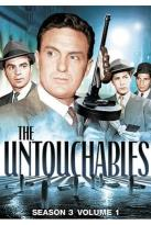 Untouchables - Third Season: Volume 1